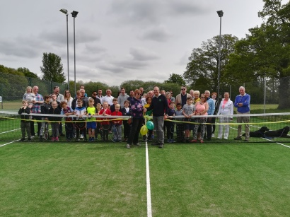 Open Day for Court 3:- 2018